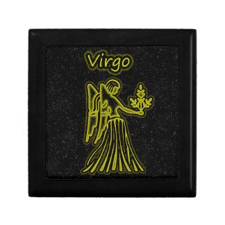 Joyero Virgo brillante