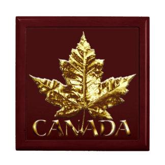 Joyeros de Canadá de la medalla de oro de la caja