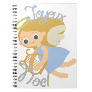 Joyeux Noel Cuaderno