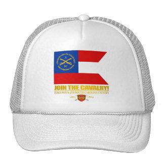JTC (5ta caballería de Carolina del Sur) Gorros Bordados