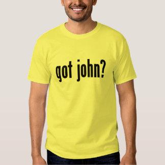 ¿Juan conseguido? Camisas