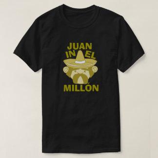 Juan en el EL Millon Camisetas