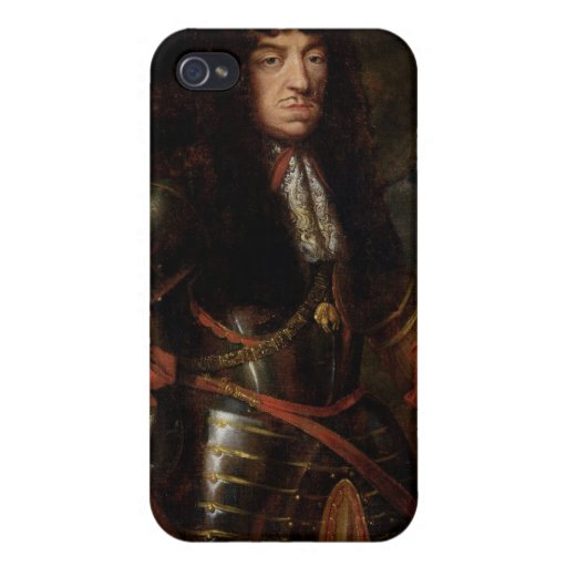 Juan II Casimiro iPhone 4/4S Funda