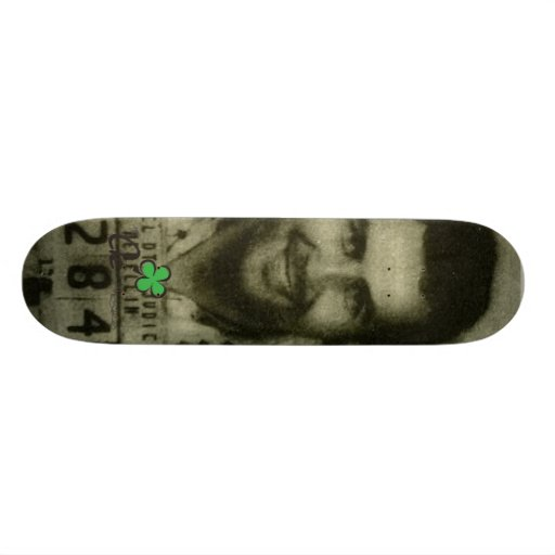 Juan Pablo Escobar-The Cie Skateboards Patineta Personalizada