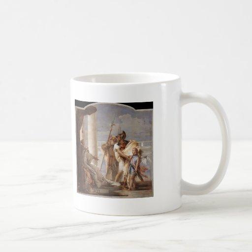 Juan Tiepolo: Dido disfrazó como Ascanius Tazas De Café