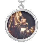 Juana de Arco Pendiente Personalizado