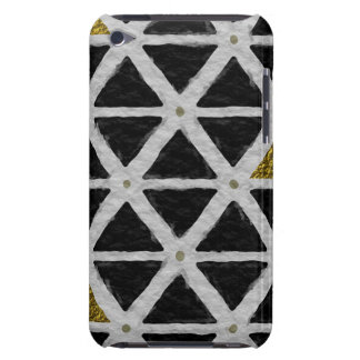 Jubiloso simple creativo encantador iPod touch Case-Mate coberturas