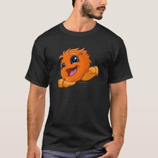 JubJub anaranjado feliz Camiseta