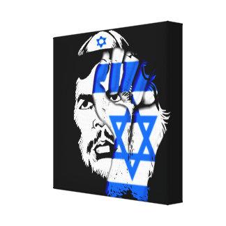 Judío Guevara Impresión En Tela