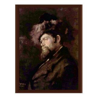 Judíos de Kaftaned de Grigorescu Nicolae (la mejor Postales