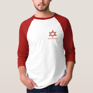 Judíos para el tocino camiseta