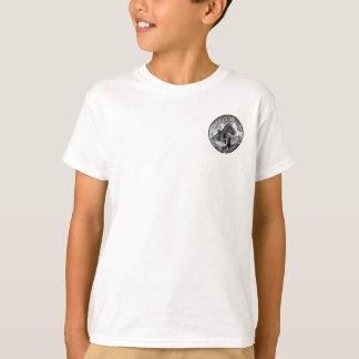 Judo de Idyllwild y camiseta de los niños del