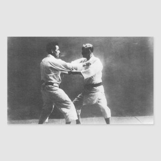 Judo de Judoka Jigoro Kano Kyuzo Mifue del japonés Rectangular Altavoz