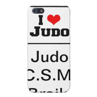 ¡Judo del amor de Carcasa Iphone 4 I! JCB del iPhone 5 Carcasa