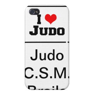 ¡Judo del amor de Carcasa Iphone 4 I JCB del semn iPhone 4/4S Fundas