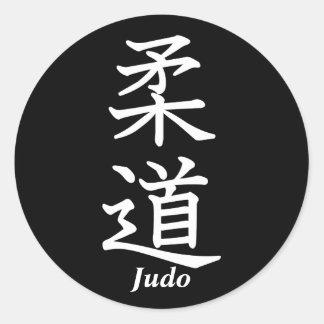 Judo Pegatina