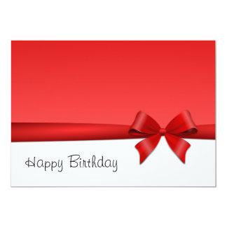 Juega a las cartas tarjeta postal Amola happy birt Invitación 12,7 X 17,8 Cm