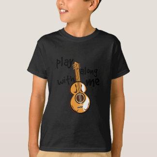 Juego conmigo camiseta