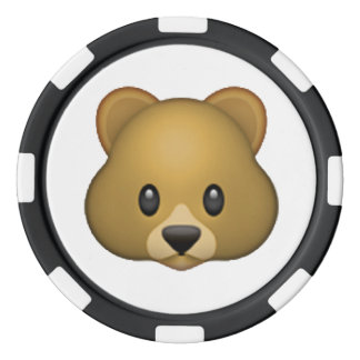 Juego De Fichas De Póquer 9GAG - Gris