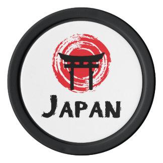 Juego De Fichas De Póquer Japón