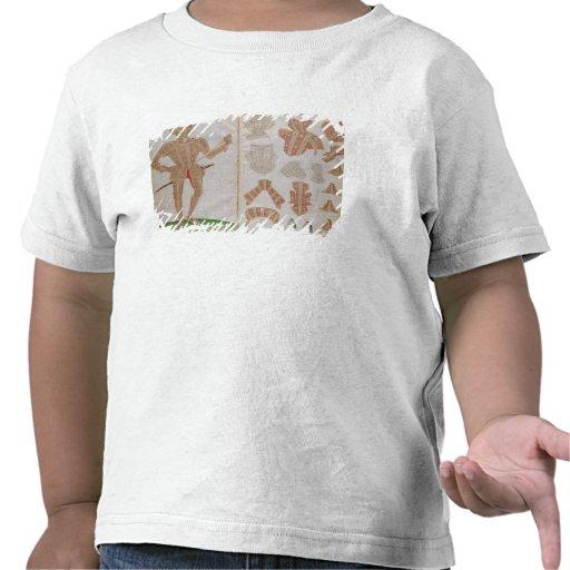 Juego de la armadura para el conde del Cumberland Camisetas