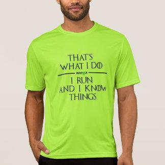 Juego de la camisa de la tecnología de Runhole