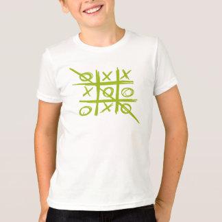 Juego de las nadas y de las cruces de Tris del Camiseta