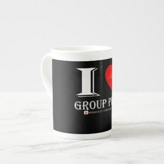 Juego del grupo del amor de la taza de café I