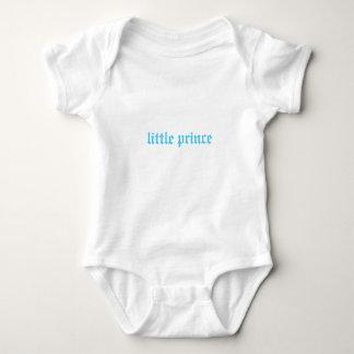 """Juego del """"pequeño príncipe"""" mameluco camisetas"""
