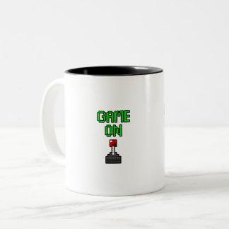 Juego en la taza