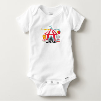 Juego personalizado del cuerpo del bebé del body para bebé