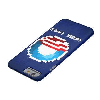 Juego sobre el caso del iPhone de Obama Funda Barely There iPhone 6
