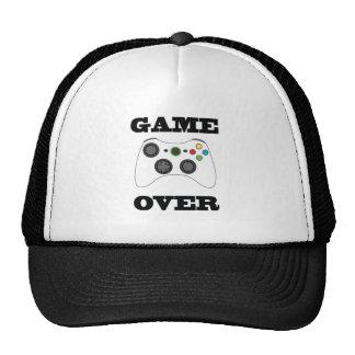 Juego sobre el gorra del camionero