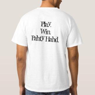 Juego, triunfo, camiseta de Pahty Hahd
