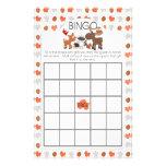 Juegos animales del bingo y del monedero de la folleto 14 x 21,6 cm