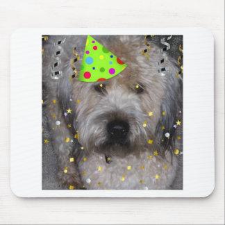 Juerguista Wheaton Terrier Alfombrilla De Ratón