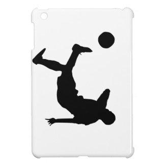 jugador de fútbol iPad mini coberturas