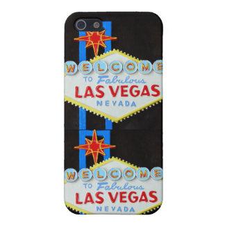 Jugador del casino de Las Vegas iPhone 5 Protectores