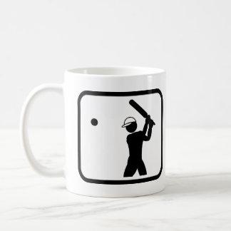 Jugador del grillo favorable taza clásica