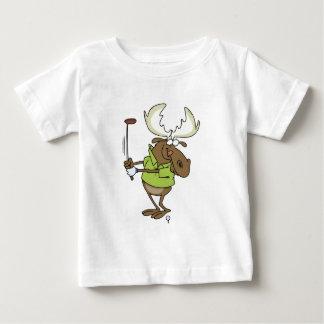 jugador menor de los alces camisetas
