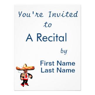 jugador mexicano del violín comunicados personales