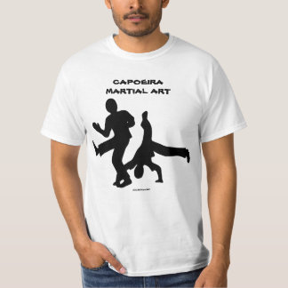 Jugadores de Capoeira Camiseta