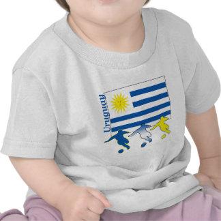 Jugadores de fútbol de Uruguay Camiseta