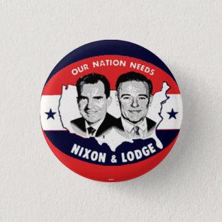Jugate de la Nixon-Casa de campo - botón
