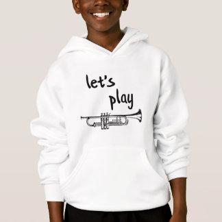 Juguemos la camisa de la trompeta