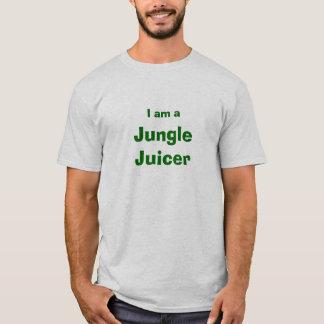 Juicer de la selva camiseta