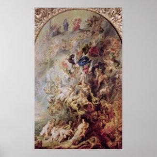 Juicio pasado de Small, c.1620 Póster