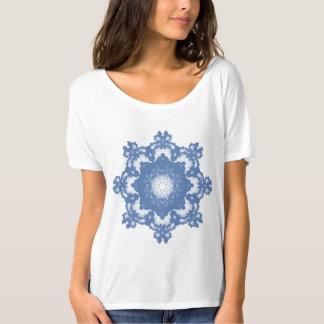 Julia fija (el diseño ornamental del fractal) camiseta