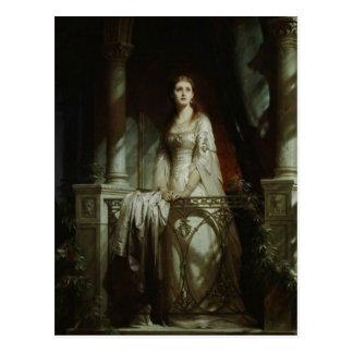 Juliet de William Shakespeare Postal
