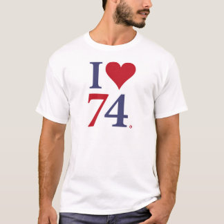 JULY 4th INDEPENDENCE DAY Camiseta